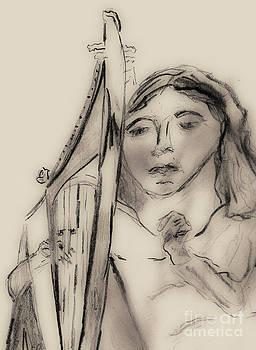 Harp Serenade by Elizabeth Briggs