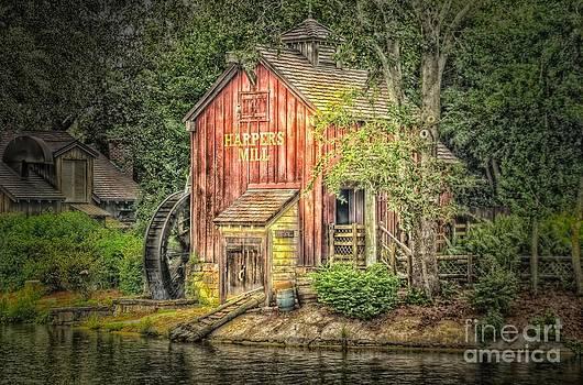 Harpers Mill by Arnie Goldstein