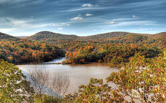 Harriman Scenery During Autumn by Daniel Portalatin Photography