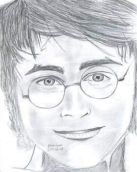 Harry by Foqia Zafar
