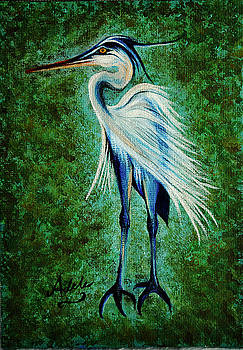 Harry Heron by Adele Moscaritolo