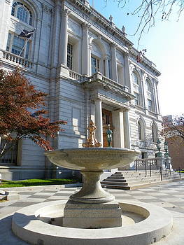 Hartford Historical Building by Sarah Egan