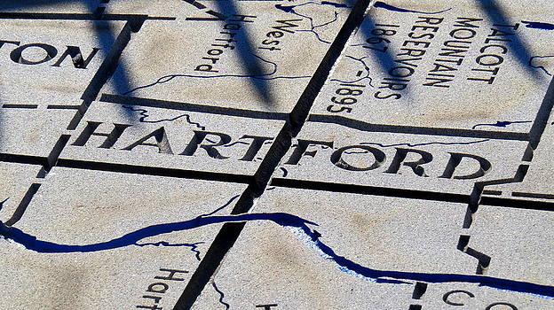 Hartford Sculpture by Stephen Melcher