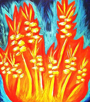 Harvest Fire by Faytene Grasseschi