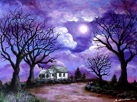 Harvest Moon by Amy Scholten
