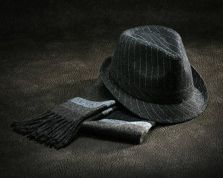Hat and Scarf by Krasimir Tolev