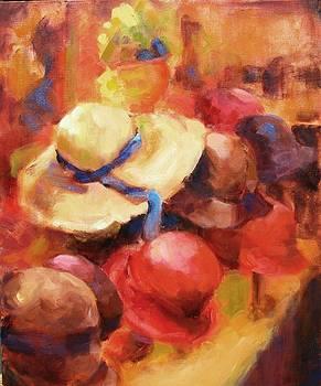 Hat Shop by Pamela Rubinstein