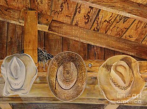 Hat Trick by Helen Shideler