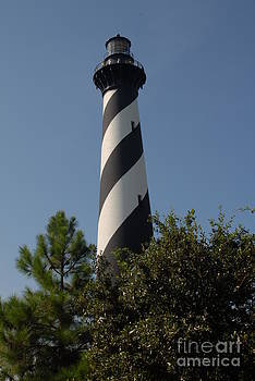 Hatteras Lighthouse by Debbie Morris