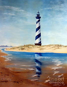 Hatteras Lighthouse by Lee Piper