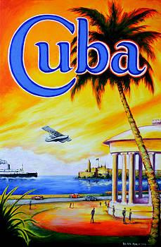 Havana Cuba by Victor Minca