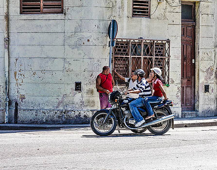 Havana Ride by Jim Nelson