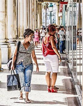 Havana Shopping by Jim Nelson