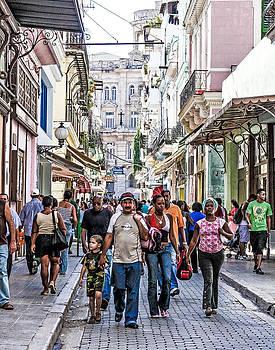 Havana Street V by Jim Nelson