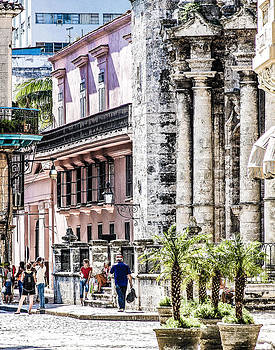 Havana Street XII by Jim Nelson