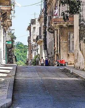 Havana Street XIII by Jim Nelson