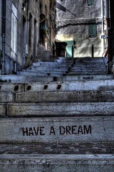 Have a Dream by Karim SAARI