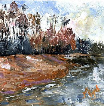 Haw River by Joe Byrd