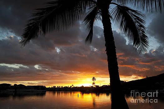 Charmian Vistaunet - Hawaii Ocean Sunset