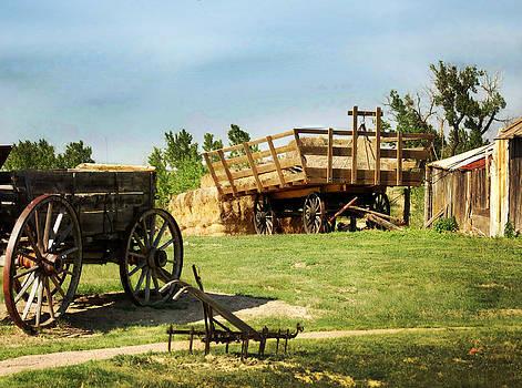 Judy Hall-Folde - Hay Harvest Tools