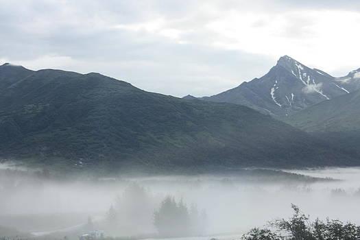 Hazy Lazy Mountain by Ginger Bear