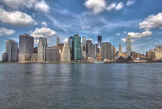 HDR - New York - manhattan III by Amador Esquiu Marques