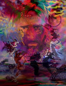 He Is Risen by Ricardo Colon