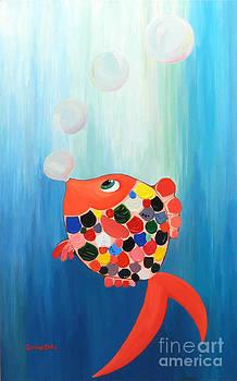 Heading for the Light by Denisa Laura Doltu