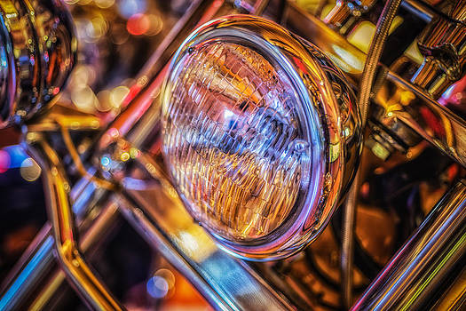 Headlamp by Dobromir Dobrinov