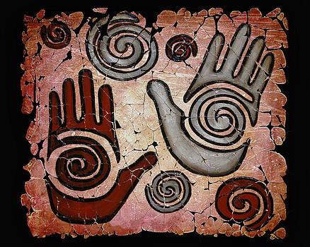 Healing Hands  by Art OLena