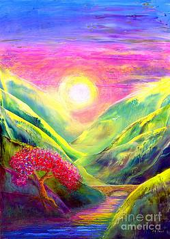 Healing Light by Jane Small