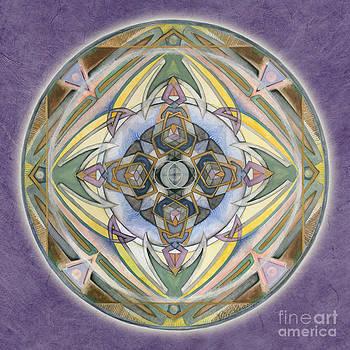 Healing Mandala by Jo Thomas Blaine