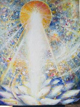 Healing Radiance To All by Chikako Takizawa
