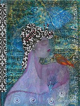 Healing Thoughts Prevail by Nancy TeWinkel Lauren
