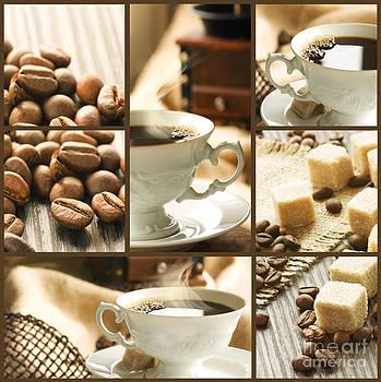 Mythja  Photography - Healthy breakfast collage