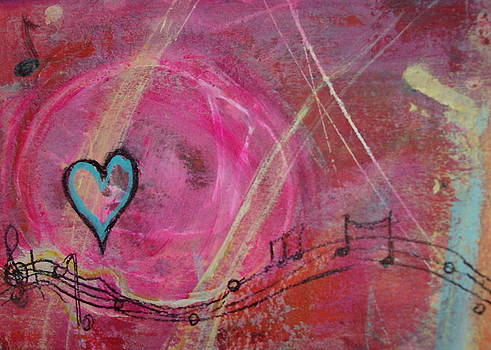 Heart 4 by Francine Ethier