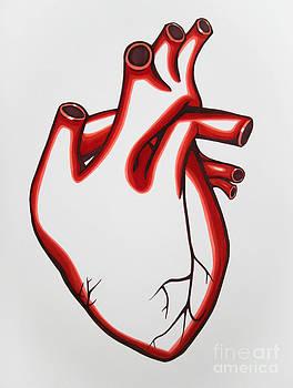Heart by Aisha Klippenstein