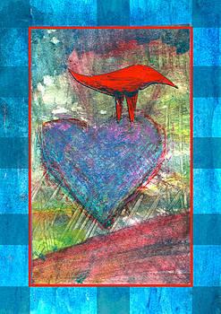 Heart Bird by James Raynor