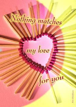Kae Cheatham - Heart Matches