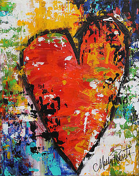Heart by Molly Roberts