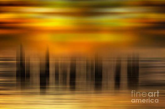 Dan Carmichael - Heart of Gold - a Tranquil Moments Landscape