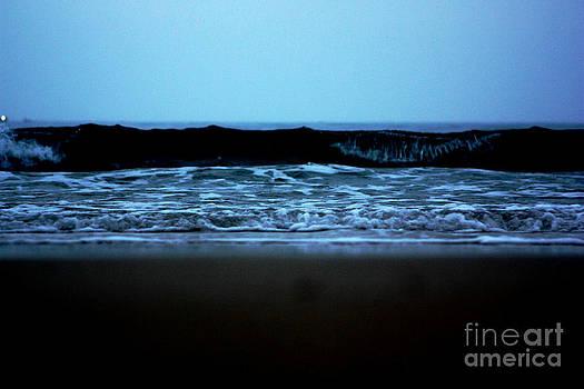 Heart of the ocean by Seung Cahn Kim