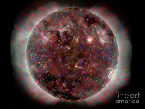 Heart of the Sun 3 by Gerald Grow