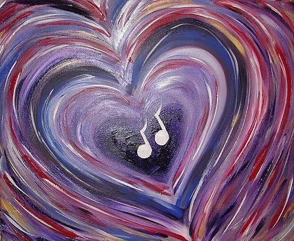 Heart Song by Angie Butler