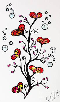 Hearts Afloat by Carolyn Weir