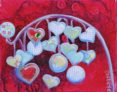 Hearts Don't Grow On Trees by Shelley Overton