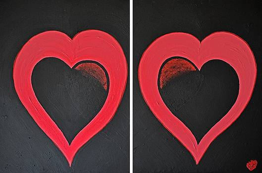 Hearts by J Anthony