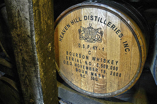 Heaven Hill Barrel 5500000 by Allen Carroll