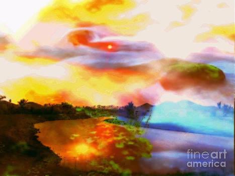 heaven on Earth 5 by Zsuzsa Lado