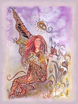 Heavenly Art by Myrna Migala